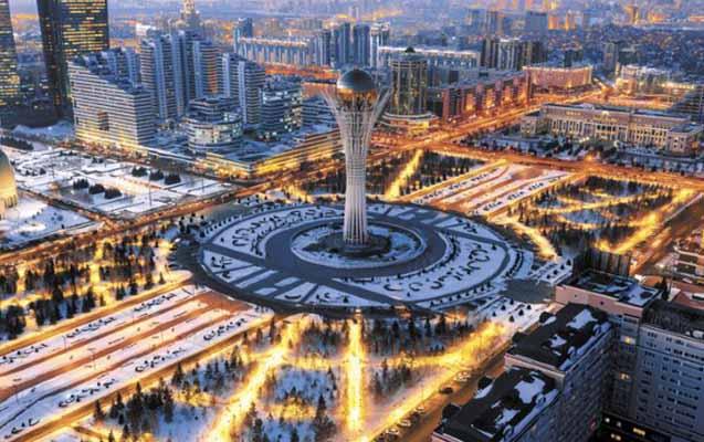 Kazakistan'a İşçi Olarak Nasıl Gidilir
