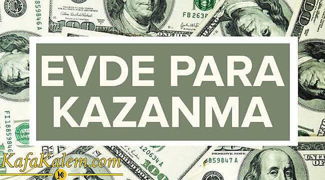 Erzurum Evde Ek İş Fırsatları